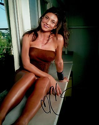 Cerina Vincent autographed 8x10 photo COA