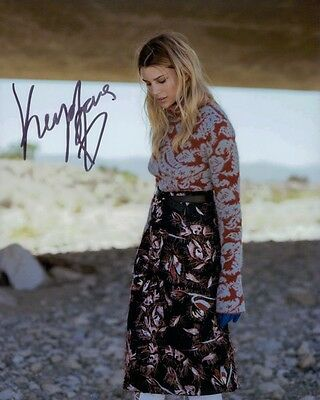 Kenya Kinski-Jones autographed 8x10 photo COA