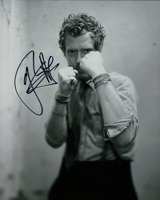 Glen Hansard autographed 8x10 photo COA