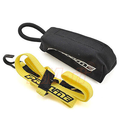 Pro-Line Scale Recovery Tow Strap w/Duffel Bag EP 1:10 RC Cars Crawler #6314-00