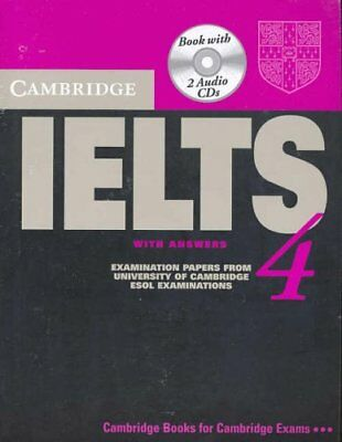 Cambridge IELTS with answers Examination ..., Cambridge ESOL Mixed media product