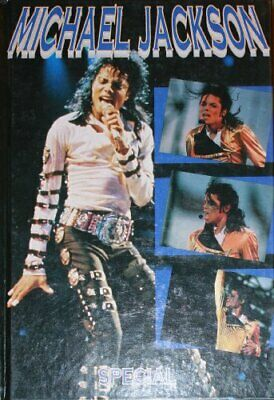 Michael Jackson Special by Michael Heatley Book The Cheap Fast Free Post