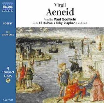 The Aeneid, Virgil CD-Audio Book The Cheap Fast Free Post
