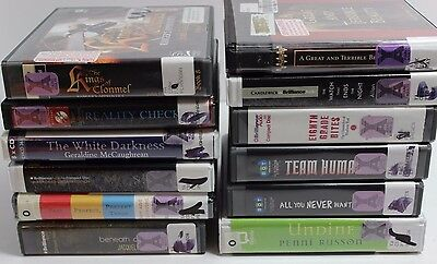 Lot of Young Adult Novel Audio-Books on CD Ex-Library SEE PICS