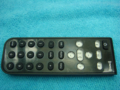 XM Audiovox Xpress R Power Display Remote Control Used