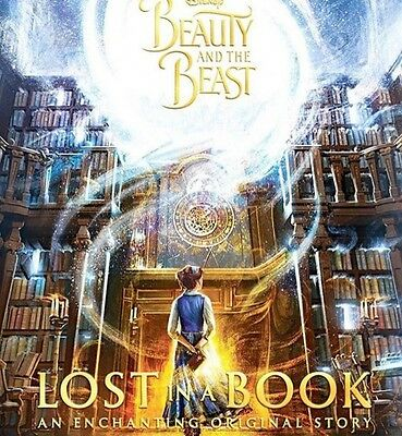 Beauty and the Beast : Lost in a Book by Jennifer Donnelly (2017, Hardcover)