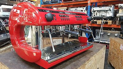 Sab Ellipse Commercial Espresso Coffee Machine Cafe Cheap No Grinder
