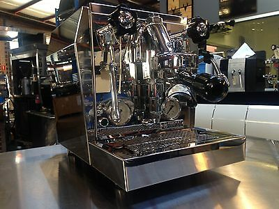 Rocket Giotto Espresso Coffee Machine Cafe Commercial No Grinder Cappuccino Make