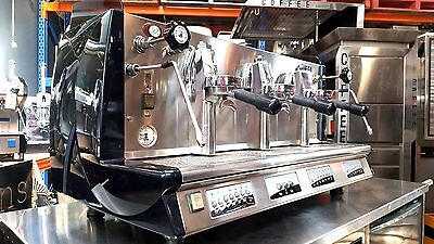 Wega Vela Vintage Commercial Espresso Coffee Machine No Mazzer Grinder Cheap