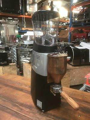 Espresso Grinder Machine Mazzer Kold Steam Punk Chamber & Gold Group Guide Used
