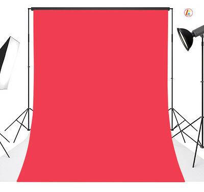 6x9FT Solid Color Vinyl Photography Backdrop Background Studio Photo Props 42