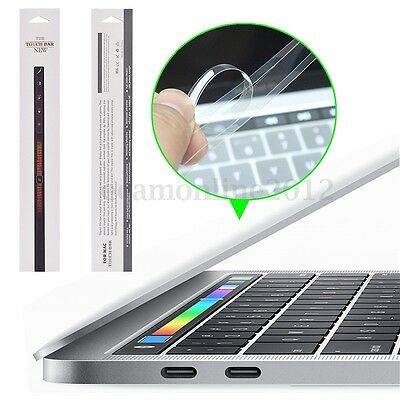 Touch Bar Clear Film Protector Guard Skin Shield For Macbook Pro 13'' 15'' 2016