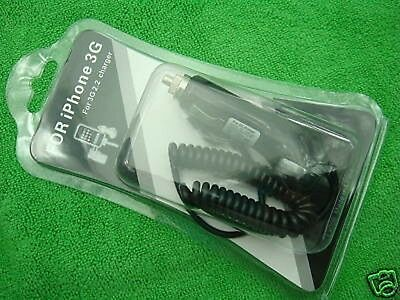 10 Vehicle 12V power Adapter for iPhone 3G iPod Nano