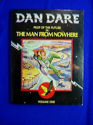 Dan Dare Pilot Of The Future In The Man From Nowhere. Paperback. 1st.  VFN.