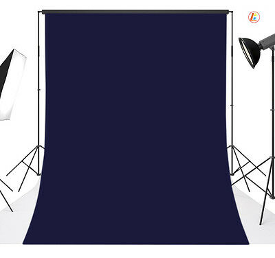 6x9FT Solid Color Vinyl Photography Backdrop Background Studio Photo Props 49