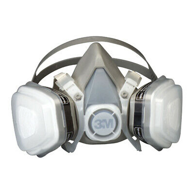 New 3M 7192 DUAL CARTRIDGE RESPIRATOR MASK-Auto Paint