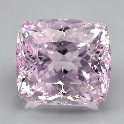 Huge! 89.30ct 24.5x22mm Clean Antique-Cut Natural Untreated Pink Kunzite