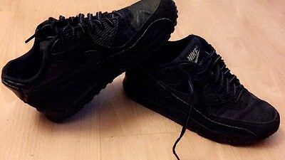 Chaussures Baskets Nike  air max 38 1/2