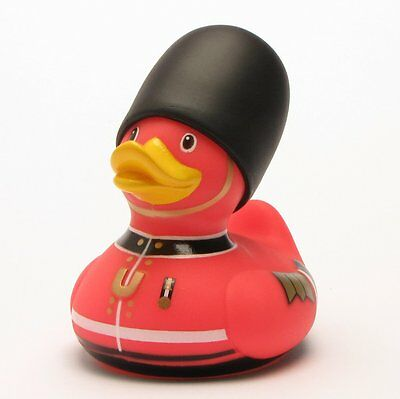 Royal Guard Bud Duck Badeend Badeendje Rubber-Duck