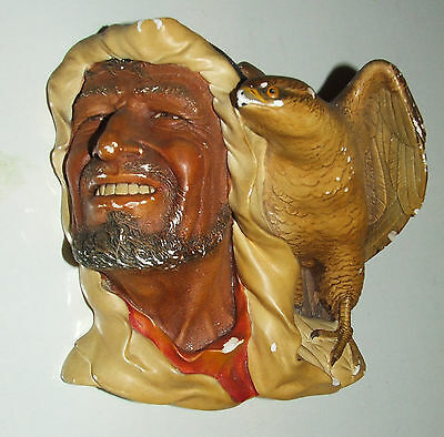 BOSSONS Desert Hawks Produced 1962 to 1996. Sculpted be Fred Wright.