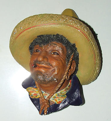 BOSSONS Pancho  Produced 1961 to 1992. Sculpted be Fred Wright.
