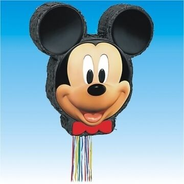 Mickey Mouse Party Pull Pinata