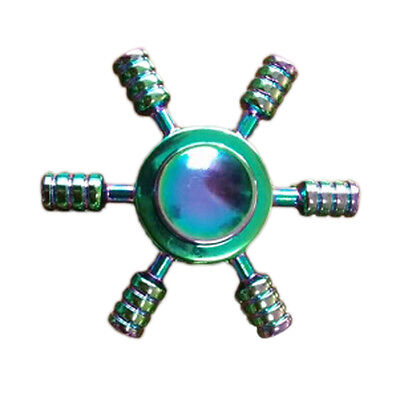 Figet Hand Spinner Finger EDC Metal Bearing Focus Autism ADHD Adult Kids Toy