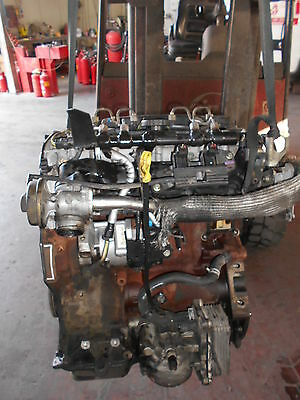 Motore Engine Ford Mondeo Transit 2.0 Tdci 2000 Diesel Fmba 130 Cv Commn Rail