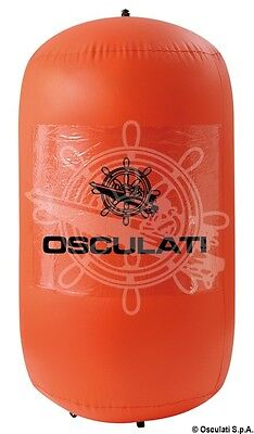 Osculati Two Cones Buoy 22x49 Yellow