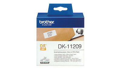 Brand NEW Brother Small Address Labels