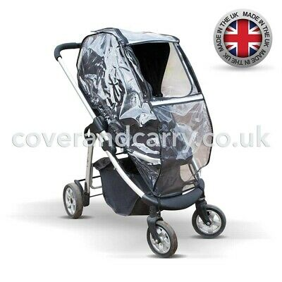 Rain Cover For Quinny Buzz Pushchair Made In The UK ,Supersoft PVC
