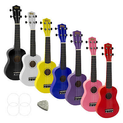 Soprano Ukulele for Beginners with Uke Bag