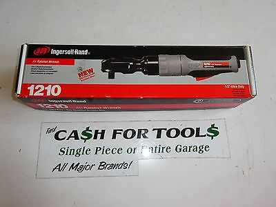"Ingersol Rand 1210 Air Ratchet Wrench 1/2"" Ultra Duty 60 ft.-lbs. Torque"