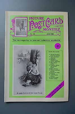 R&L Mag: Picture Postcard Monthly 1989 June Tuck Shipping/Early Aviation