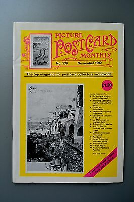 R&L Mag: Picture Postcard Monthly 1990 Nov Southwold/Japanese Shipping