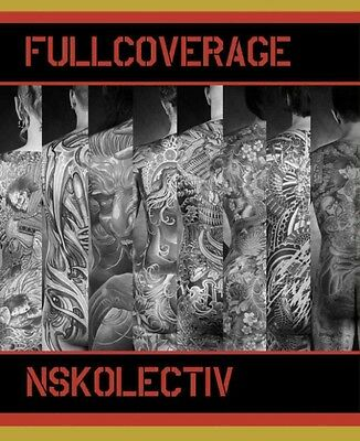 Full Coverage by Adrian Lee Hardcover Book (English)