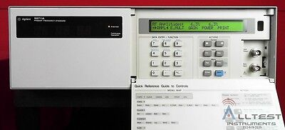 HP/Agilent 5071A Primary Frequency Standard