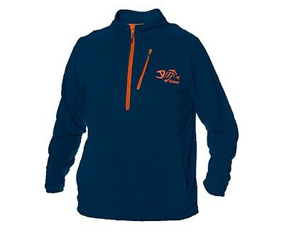 G. Loomis StormCast 1/4 Zip Fishing Fleece, Blue