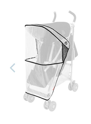 New in Package Maclaren Rain Wind Cover Shield for Triumph Stroller