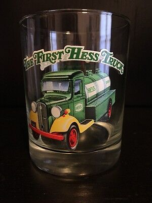 The First Hess Truck Glass 1996 Collection