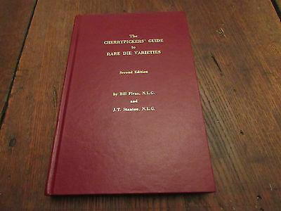 1991 2Nd Ed Cherrypickers' Guide To Rare Die Varieties Cent Dime Quarter Dollar