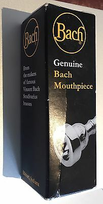 Bach Trumpet Mouthpiece 5B - New, Sealed, Unused