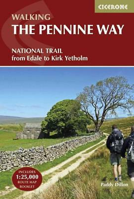 Walking The Pennine Way - Dillon, Paddy - New Paperback Book