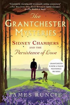 Sidney Chambers And The Persistence Of Love - Runcie, James - New Paperback Book