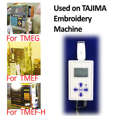 USB reader used for Tajima embroidery machine without floppy drive