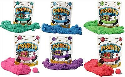Mad Mattr Green/Purple/Red/Blue Modeling Doh Waba Play Sand Tactile Sensory 10oz