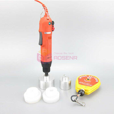 Electric Hand Held Bottle Capping Sealer Sealing Machine Handheld Cap Capper New