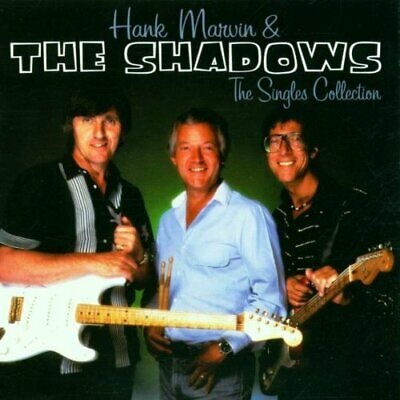 Hank Marvin and the Shadows - The Singl... - Hank Marvin and the Shadows CD 7AVG