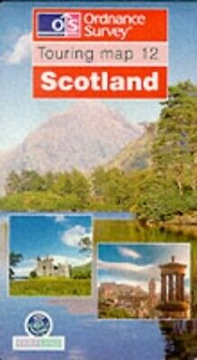 Scotland (Touring Maps & Guides) by Ordnance Survey Sheet map, folded Book The