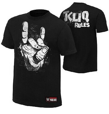 *new* Wwe The Kliq Rulez (S) Official T-Shirt Nwo Dx Wwf Wcw
